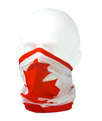 canadian flag maple leaf l u0027unifolié multifunctional headwear