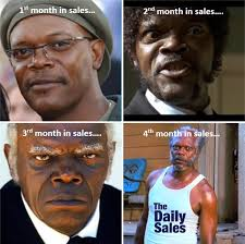 1st Of The Month Meme - 6 month old leads the daily sales