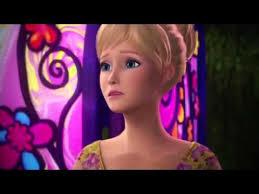 barbie secret door clip movie