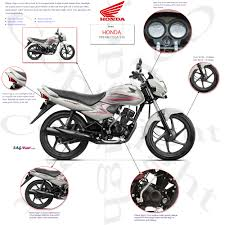 honda dream yuga 110cc infographic sagmart