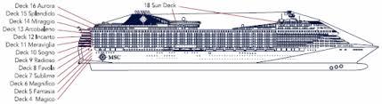 Msc Divina Floor Plan Mediterranean Cruises Mediterranean Cruise Cruise Mediterranean