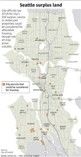 City Of Seattle Zoning Map by Advocates Push City Of Seattle To Use Orphan Properties For