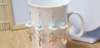 make dangle earrings how to make simple dangle earrings with for sweet