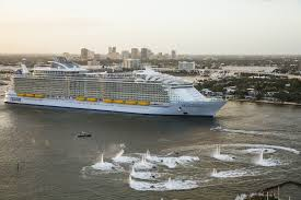 royal caribbean adds world u0027s largest cruise ship to its fleet