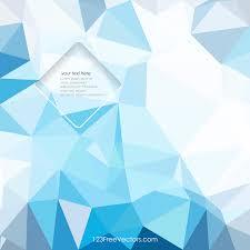 Blue Pattern Background by Light Blue Polygonal Pattern Background Design 123freevectors