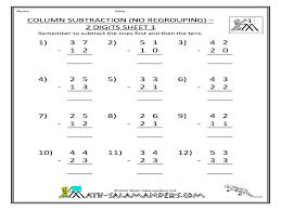 math regrouping subtraction worksheets 28 templates three
