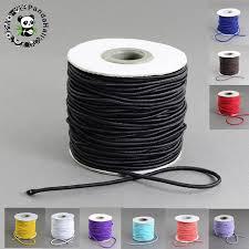 bracelet elastic cord images 30m 40m roll 2mm round diy elastic cord nylon outside rubber jpg