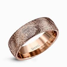 Rose Gold Wedding Ring by Mens Rose Gold Wedding Ring 2017 Mens Engagement Rings Infinity
