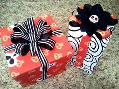 nightmare before wrapping paper by wilicristudio on etsy