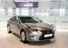 new lexus 2016 the new lexus es 2016 now in bahrain leave ordinary behind lexus