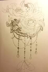 rose lace dreamcatcher sketch u2013 thaiggy