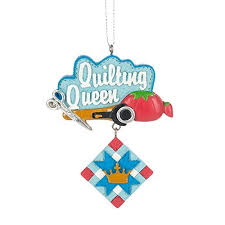 quilting ornaments