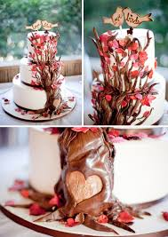 fall wedding cakes 5 ideas for amazing autumn wedding cakes chic vintage brides