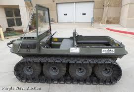 amphibious vehicle military 1997 argo v894 37 conquest amphibious vehicle item dc3801