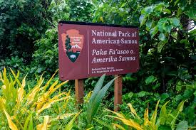 Department Of The Interior National Park Service National Park Of American Samoa U2014 The Greatest American Road Trip