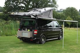 Vw Kitchen Accessories - the ultra vw campervan pod by slidepods