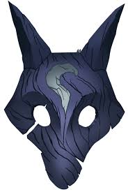 wolf mask wolf s mask by paristhedragon on deviantart