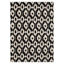 Red White And Black Rug Excellent 56 Best Black And White Area Rugs Images On Pinterest