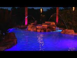 Intellibrite Landscape Lights Pentair Intelli Brite Undewater Led Light Mp4