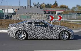 lexus lf lc gt concept production lexus lf lc will reportedly debut in detroit as lc 500