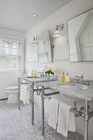 canberra queanbeyan hexagon white tile bathroom modern with hex