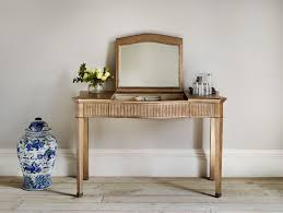 get dressed for success with these contemporary dressing tables