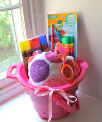summer gift basket pretti mini welcome summer with an end of school year goodie