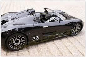 black porsche 918 amazon com radio remote 1 14 porsche 918 spyder sport r c