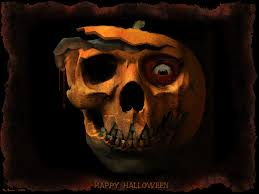happy halloween pumpkin wallpaper scary animated halloween wallpaper wallpapersafari