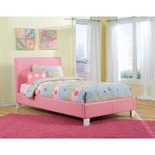 Pink Bed Frames Rent To Own Youth Bedroom Furniture National Rent To Own