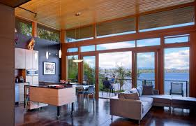 coates design architects arrow point residence seattle architects on bainbridge island