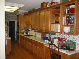 Kitchen Cabinet Woods Image Of Kitchen Dark Wood Floor Oak Cabinets Most Widely Used