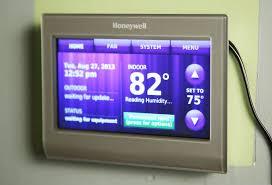 honeywell lyric thermostat review cnet