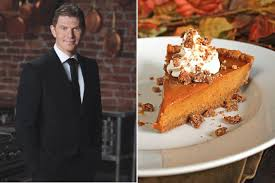 let bobby flay s throwdown pumpkin pie recipe ease your