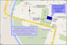 Sydney Entertainment Centre Floor Plan Cleland Theatre City Of Penticton