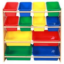 storage bins childrens storage bin shelf image toy shelves color