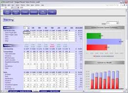 Excel Mortgage Calculator Template Household Budget Planner Excel Spreadsheet