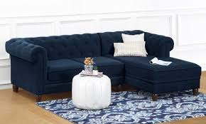 Two Seater Sofa With Chaise Buy Sofa Sets Online At Best Prices In India