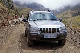 jeep cherokee dakar an all electric jeep south africa drivetribe