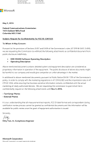 1525 wlan module cover letter confidentiality letter microsoft