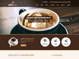 themes wordpress restaurant free skt coffee free wordpress themes