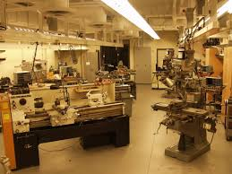 emory physics physics machine shop