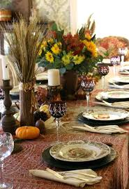 fall table settings ideas fall table settings ideas traditional thanksgiving table decorations
