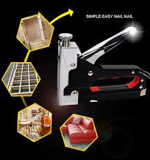 Staple Gun Upholstery Aliexpress Com Buy Sale Mulit Purpose Staple Gun Nail Gun
