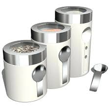 white kitchen canister sets canister sets for kitchen ceramic kitchen canister sets image of