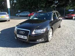 audi a6 2009 for sale used black audi a6 2009 diesel 2 0 tdie se 5dr estate in great