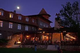 El Tovar Dining Room Grand Canyon Nat Park El Tovar Hotel In Moonlight 9463 Flickr