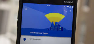 android device how to easily see passwords for wi fi networks you ve connected