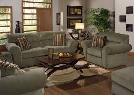 furniture superb decorating ideas using brown suede love seats