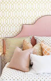 Pink And Gold Bedroom by 208 Best Room Decor Ideas Images On Pinterest Room Bedrooms And